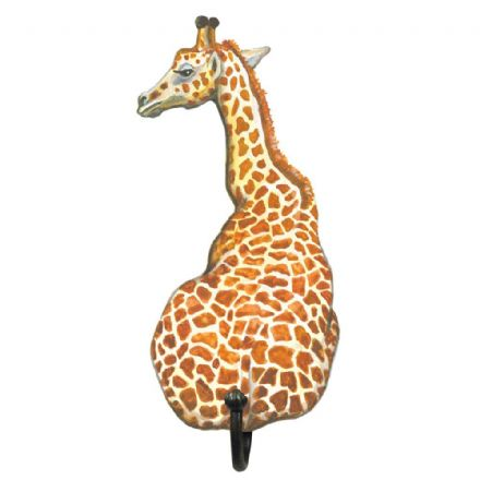 Giraffe Shaped Single Hook